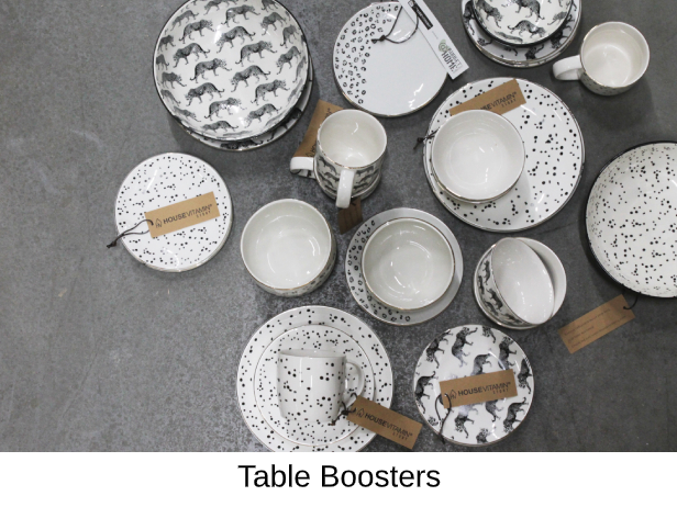 Housevitamin Table Boosters